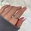 Thumbnail: Silver H Ring