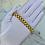 Thumbnail: Gold Plated Chunky Link Bracelet