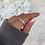 Thumbnail: Diamante Band Ring
