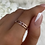 Thumbnail: Rose Gold Numeral Ring