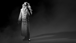 Detective Kane Render