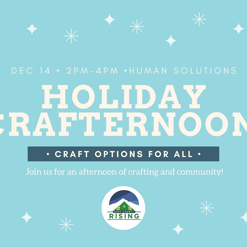 ECR Holiday Crafternoon