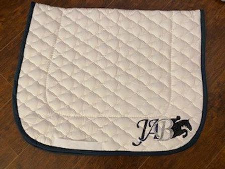 JAB English Saddle Pad