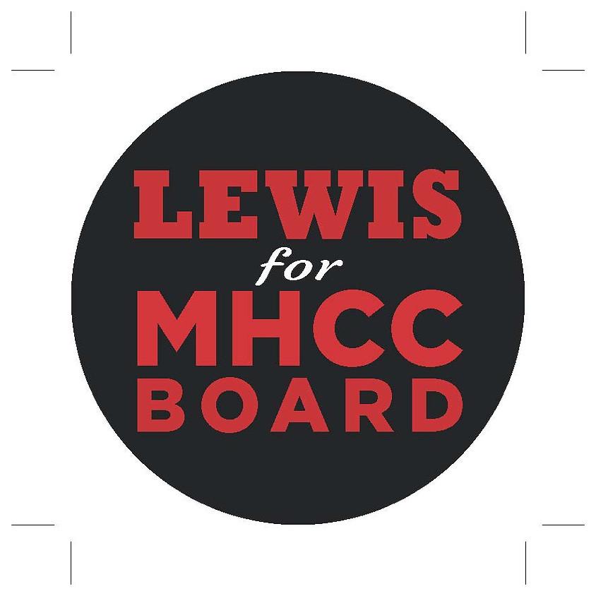 Dr. LaVerne Lewis Canvass Kick-off
