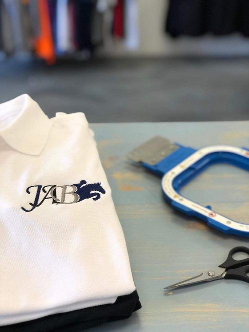 JAB Embroidered Polo