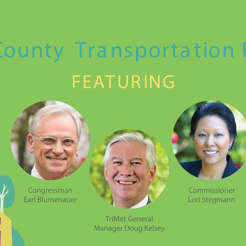 East County Rising Transportation Forum