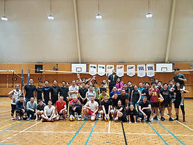 International Volleyball Club | Play Volleyball in Melbourne