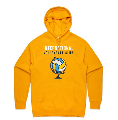 IVC Official Yellow Hoodie