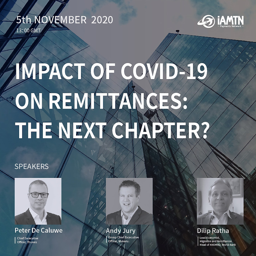 Impact of Covid-19 on remittances: The next chapter