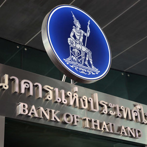 The Bank of Thailand is studying licences for digital banks