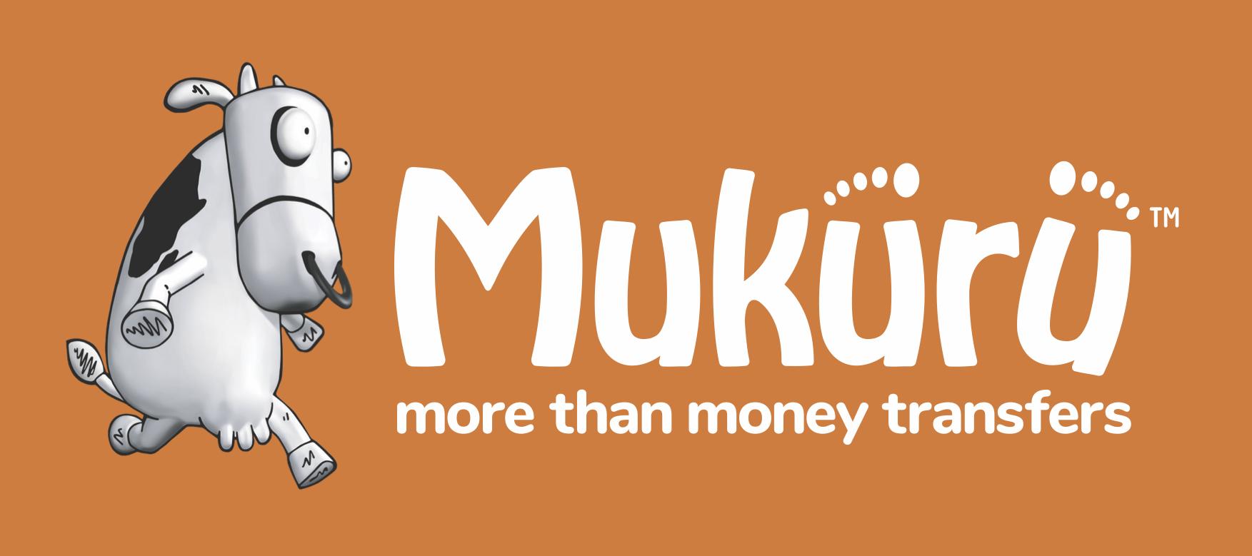 Mukuru Logo - White