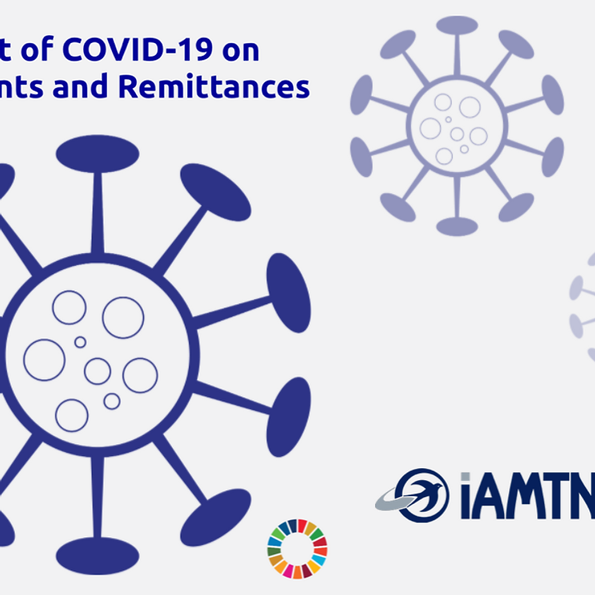 Webinar: Impact of COVID-19 on migrants and remittances