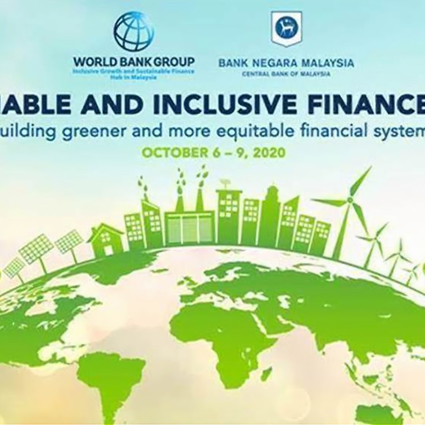 Sustainable and Inclusive Finance Forum 2020