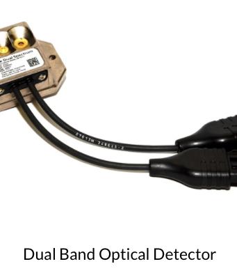 Dual Band Optical Detector