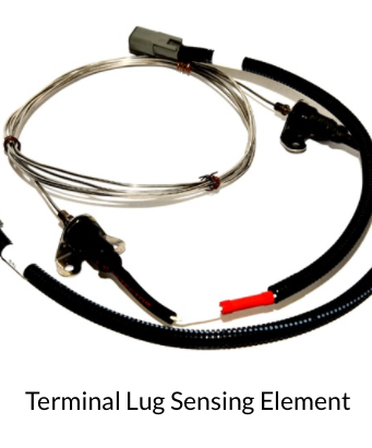 Terminal Lug Sensing Elemnet