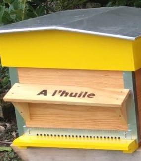 Devenez parrain d'une ruche!