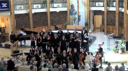 Concert Virgo Fidei