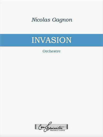 Invasion (orchestre)