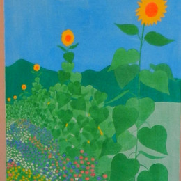 Debby's Sunflowers