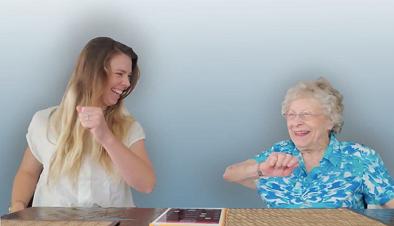 Chelsea & Gram Grams - Moving and Smilin