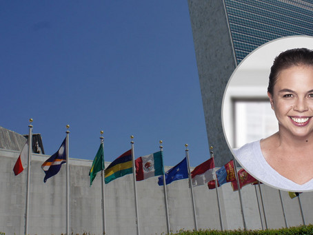 SingFit at the United Nations on October 9th