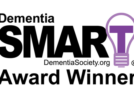 The Dementia Society Announces SingFit® Platform as Recipient of Dementia SMART® Award