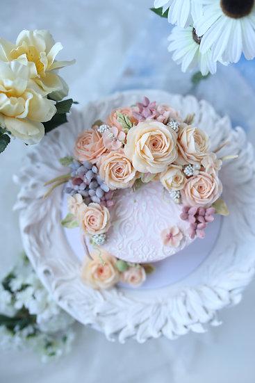 Masterclass Kvety z kórejského maslového krému 1. Piatok 4.6. o 9:00