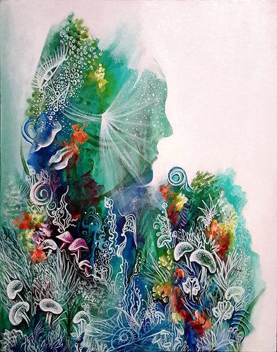 """Ghosts"" Fine Art Print"