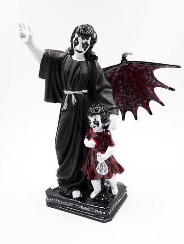 """My Guardian Angel"" Ceramic Figurine"