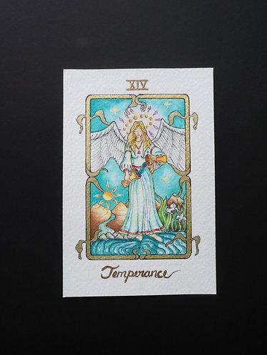 """Temperance"" Original Painting"