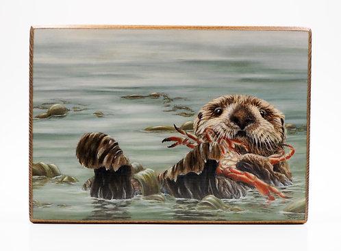 """""""Sunday Brunch"""" Acrylic Painting"""