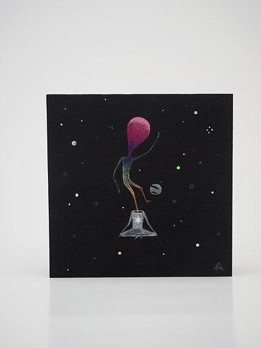 """Liberation"" Original Watercolor Painting"