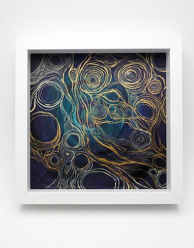 Remnants of Ashen Bloom: Turquoise / Sophia Lee