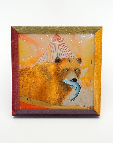 Orange Bear / Jasmine Co