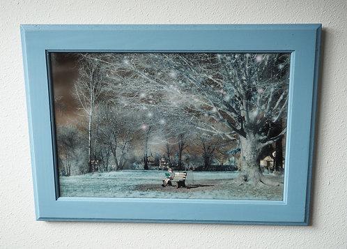 """""""My Favorite Memory"""" Original Collage Artwork"""