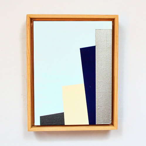 """Los Angeles 89"" Original Contemporary Painting"