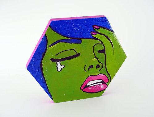 Crying Girl / Chelsea Lothringer