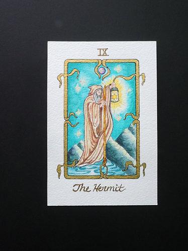 """The Hermit"" Original Painting"