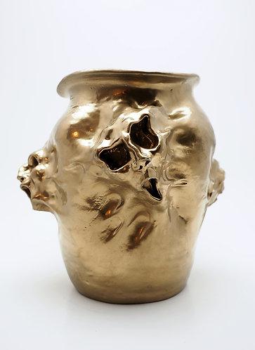 Large Ceramic Flower Vase -2