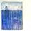 "Thumbnail: ""While I Wait"" Original Mixed-Media Painting"