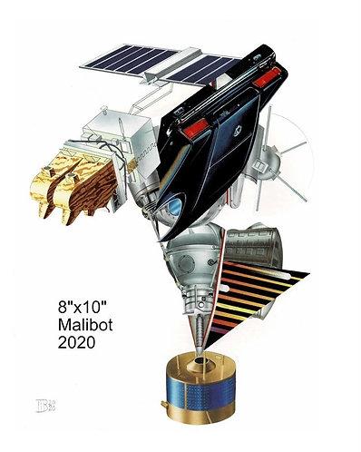 """""""Mailbox"""" Analog Collage"""