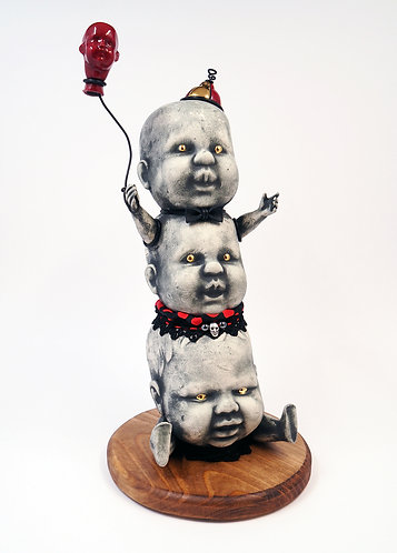 """Playfulness"" A·TROPHY Sculpture Collection"