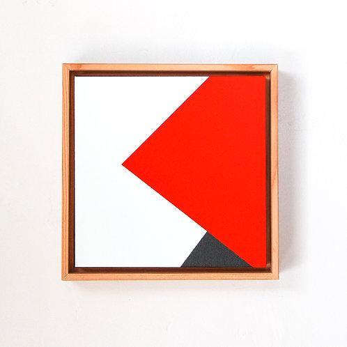 """Los Angeles 97"" Original Contemporary Painting"