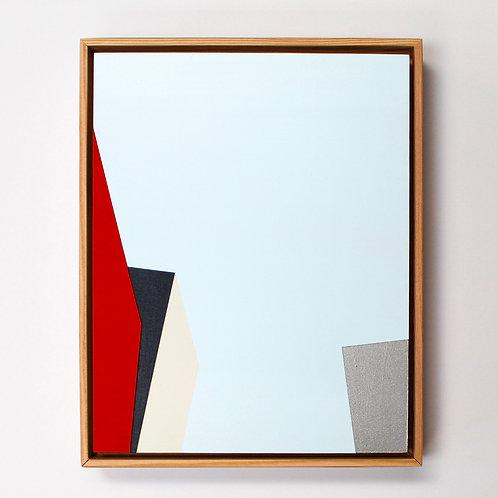 """Los Angeles 86"" Original Contemporary Painting"