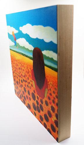 """""""Panorama Optico"""" Acrylic Painting"""