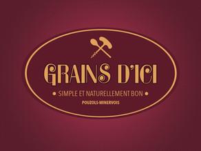 TRAITEUR BIO ET LOCAL :            GRAINS D'ICI.