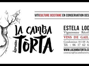 DOMAINE LA CAMBA TORTA - Mauzac 2019 -                    AOC GAILLAC