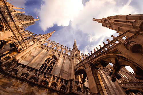 Duomo & Sky