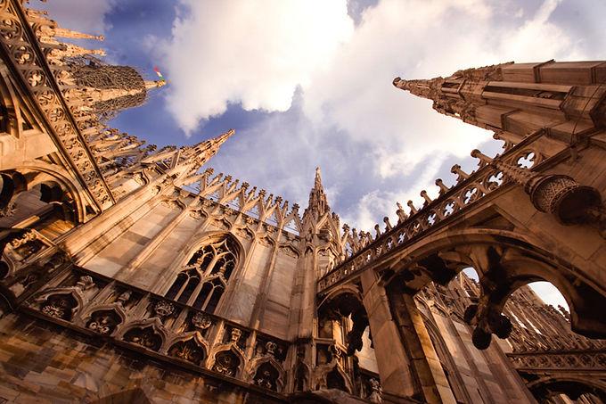 Duomo and Sky