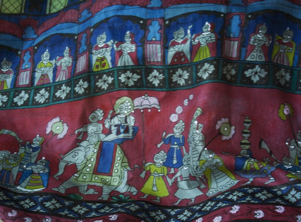 11 folk art phad painting